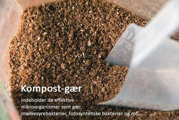Kompostgær