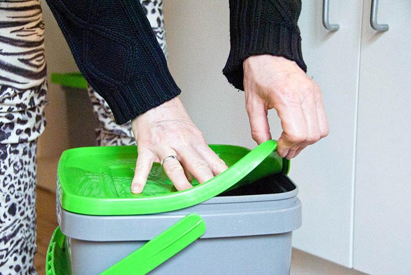 Kompostspanden