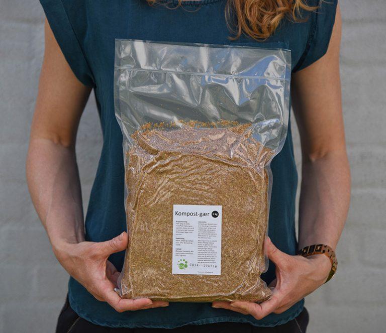 Kompostgær kan købes hos byhaver.dk
