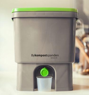 Bokashi-kompostering