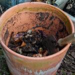 Bokashi i lerpotter