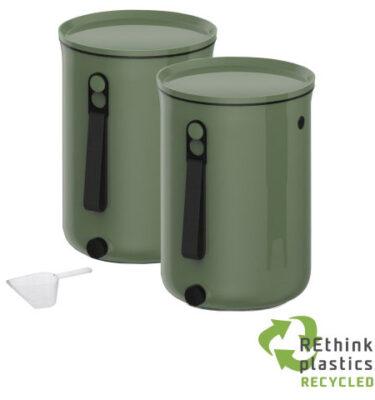 Bokashi 2.0 set, grøn